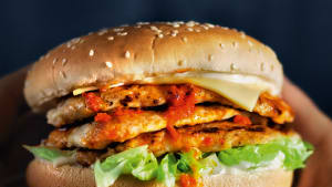 Oporto's chicken burgers get cheeky in Host Sydney campaign