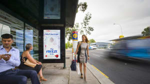 Coles launches Adshel out-of-home campaign