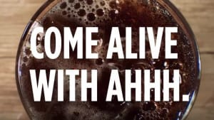 Coke wants people to 'come alive' in latest brand push
