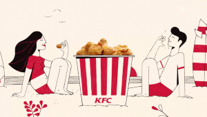 KFC reflects on heritage in latest spot