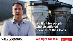 We fight for fair