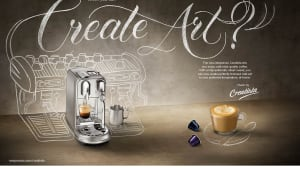 303MullenLowe creates first global work for Nespresso