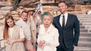 Ian Thorpe and Lee Lin Chin star in Optus Olympic push