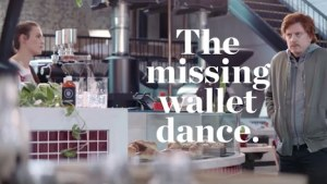 Westpac and DDB Sydney capture what it's like to lose your wallet