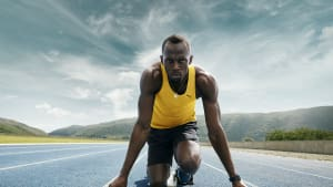 Stop dreaming, start doing – Usain Bolt for Optus