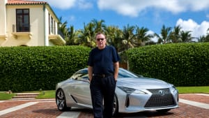Lexus and M&C Saatchi tap author James Patterson for LC push