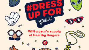 Grill'd asks customers to dress up on TikTok for National Burger Day