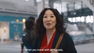 Air Canada teaches travelers to Travel Like a Canadian