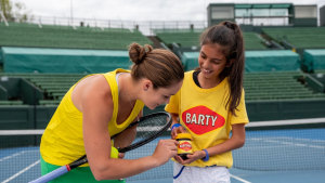 Ash Barty fronts Vegemite's latest 'Tastes Like Australia' campaign