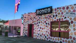 BONDS offers bedroom experience at Splendour in the Grass