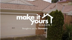 Bunnings launches nine-part renovation series