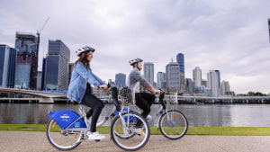 JCDecaux's Brisbane CityCycle gets a new look and partner