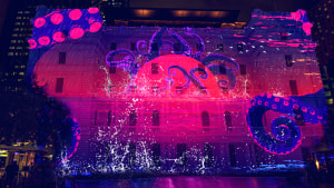 Spinifex goes Under the Harbour for Vivid Sydney