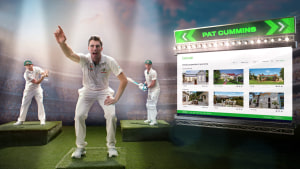 Domain teams up with Cricket Australia