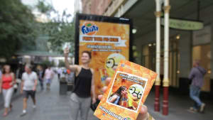Fanta gets snappy with Instagram