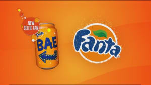 'Be More Fanta' campaign targets millennials with selfie can