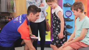 Athlete's Foot rolls out back to school campaign