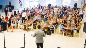 GPJ host Christmas lunch with OzHarvest and A Sound Life