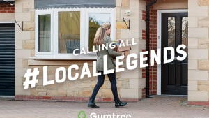 Gumtree calls on the help of #LocalLegends