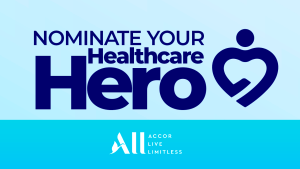 Accor and Sunrise thank healthcare heroes