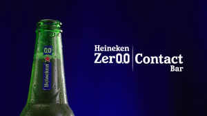 Heineken launches robotic bar for alcohol-free beer brand