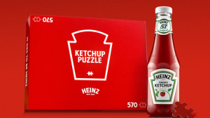 Heinz helps Australians pass time with jigsaw puzzle