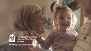 Ronald McDonald House Charities tells emotional story of six real families