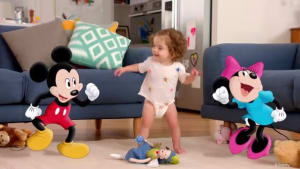 Huggies ties up with Disney for new nappies