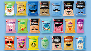 Hulsbosch creates new packaging design for Coles confectionery