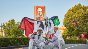 Cursed Colonels deliver spooky KFC Halloween surprises