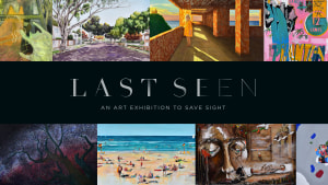 The Queensland Eye Institute Foundation holds art exhibition with Publicis Worldwide
