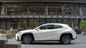 Lexus pivots towards luxury in new direction from M&C Saatchi