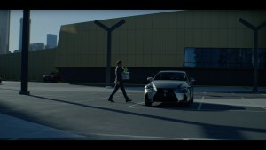 M&C Saatchi Melbourne and Lexus 'Take Control of Your Journey'