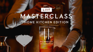Hennessy brings cocktail making to the home
