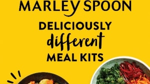 Marley Spoon delivers 'Deliciously Different Meal Kits'