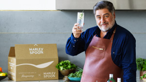 Tanqueray joins forces with Matt Preston and Marley Spoon