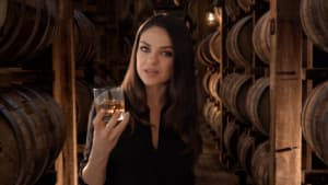 Mila Kunis stars in new Jim Beam ad by The Works