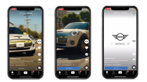 MINI becomes first auto brand in ANZ to launch campaign on TikTok