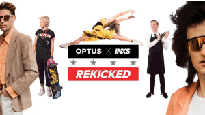 Optus pushing data-free streaming offer with INXS event