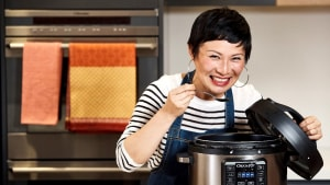 MasterChef star creates receipe series for #WednesdaysWithCrockPot