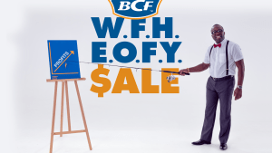 BCF offers tax deductible WFH deals in first EOFY campaign