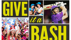 Cricket Australia puts fans in the action