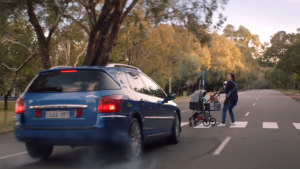 The Brand Agency tackles distracted drivers in road safety campaign
