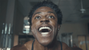 Samsung reminds people how weird exercising really is