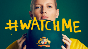New women's cricket campaign dares you to #watchme