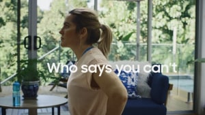 Samsung and Netball Australia team up to endorse women's fitness
