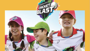 Cricket Australia encourages kids to join the fun with rap video