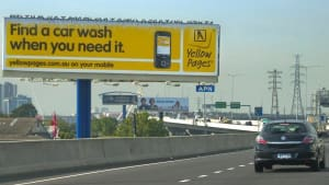 Yellow Pages Outdoor