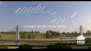 New Sydney Metro launches with multi channel work via BMF
