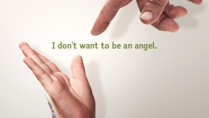 Saatchi & Saatchi creates 'I Don't Want To Be An Angel' for The Kids' Cancer Project